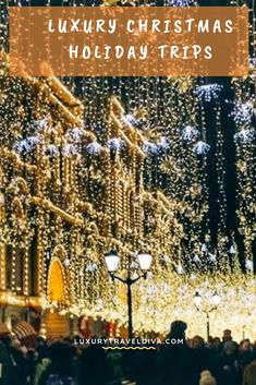 How about something a bit different this year? Luxury winter wonderland holidays To Travel Vacation List Holiday Tour Trip Destinations Christmas Destinations, Christmas Markets Europe, Christmas Travel, Holiday Travel, Vacation Destinations, Christmas Holiday, Vacation Deals, Asia Travel, Travel Usa