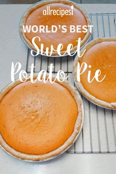 Homemade Sweet Potato Pie, Vegan Sweet Potato Pie, Homemade Pie, Sweet Potato Recipes, Southern Sweet Potato Pie, Sweet Potato Pie Filling, Fall Recipes, Thanksgiving Recipes, Baking Recipes