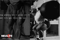 Squat like you mean it! #Motivation #Inspiration #TeamNeulife #TNLAthletics #TNL Squat like you mean it! #Motivation #Inspiration #TeamNeulife #TNLAthletics #TNL