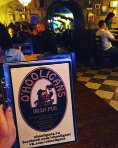 bar hooligan's irish pub
