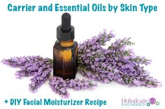 One of the biggest differences I've notice with using essential oils is with my DIY facial moisturizer (recipe below). My skin was so dry and red when I started using essential oils oils and I wanted to be able to make my own moisturizer. I started with coconut oil as the carrier oil, but eventually...Read More »