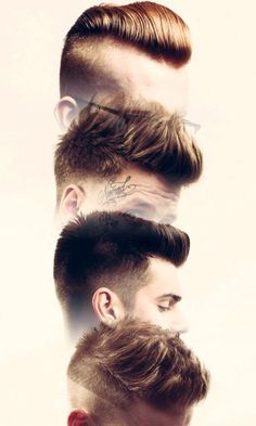 Check out these cool new hairstyles for men by Tom Chapman Hair Design. Tom partnered with us to bring these exclusive hairstyle photos.