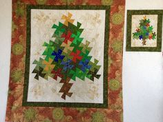twister star by A Quilt and A Prayer