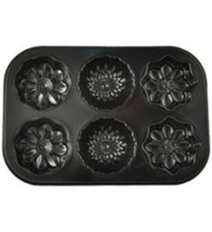 4,50€ - Kukka muffinssivuoka   Karkkainen.com verkkokauppa