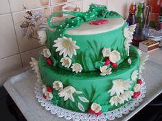 24.3.2016 Narozeninový dort pro velkou slečnu :)
