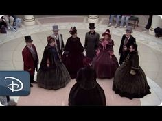 A Holiday Musical Treat: 'Deck the Halls' Performed by Voices of Liberty « Disney Parks Blog