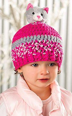 Top This!™ Hats  ~ Crochet World Dec 2015