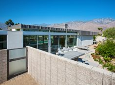 House in Palm Springs / o2 Architecture