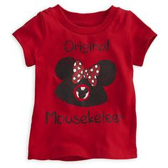 The Mickey Mouse Club MINNIE Tee