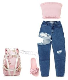 """""""Easter"""" by seselovly ❤ liked on Polyvore featuring Puma"""