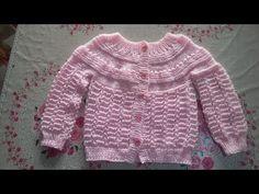 Scorzo Tricroche: Casaco circular em crochê de inverno com