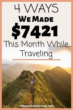Remote Work Tips 60701 - TwoStyles Make Money Blogging, Make Money From Home, Make Money Online, Saving Money, How To Make Money, Saving Tips, Work Travel, Travel Tips, Travel Ideas