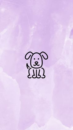 INSTAGRAM STORY COVER : DOG WWW.INSTAGRAM.COM/JORDANRENIE Purple Highlights, Story Highlights, Hight Light, Dog Icon, Color Lila, Watercolor Galaxy, Insta Icon, Dog Stories, Wallpaper Iphone Disney