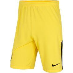 Nike-Tottenham Målmandsshorts 2017/18 - Børn-Tour Yellow/Black-1558699