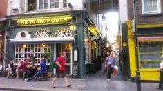 My Pub Odyssey, The Blue Posts