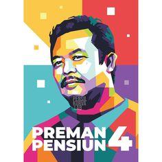 Preman pensiun 4 Wpap by @pensilkurva #premanpensiun #premanpensiun4 #premanpensiunlayarlebar . . Order or more information, click @pensilkurva . . . . . . #design #vector #wpap #digitalart #fanart #cartoon #colorful #line #designer #illustration #instagram #likeforlike #latepost #instagood #drawing #popart #art #artistsoninstagram #artist #creative @premanpensiunquote @premanpensiunfanbasebandung @mncp_premanpensiun.rcti @arisnugraha_anpfilms Pop Art Face, Cartoon, Portrait, Abstract, Drawings, Creative, Illustration, Cute, Artwork