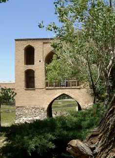 Sharestan Bridge, 10th-11th century. Isfaphan