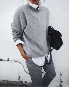 """Mi piace"": 332, commenti: 3 - Milan_in_style (@milan_in_style) su Instagram: ""Love the shades of grey @mismimy_official"""