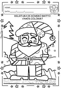 Atividades de Natal para imprimir - Atividades Natalinas para Imprimir