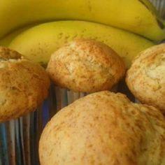 Muffins plataneros