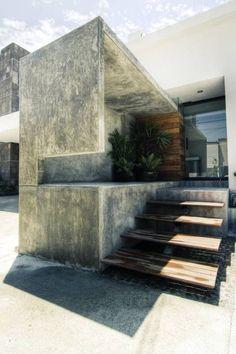 SERES CENTRO HOLÍSTICO: Casas de estilo minimalista por TAQ arquitectura #cocinasmodernasminimalistas #casasminimalistasdecampo