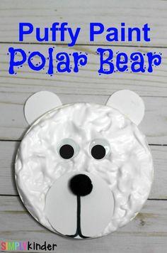Puffy Paint Polar Be