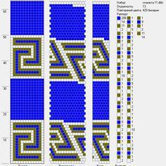 13 around tubular bead crochet rope pattern Bead Crochet Patterns, Bead Crochet Rope, Crochet Round, Peyote Patterns, Beading Patterns, Free Crochet, Knit Crochet, Crochet Beaded Necklace, Beaded Jewelry