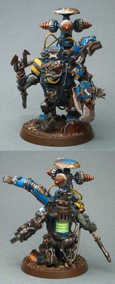 death+skulls+orks   Death, Orks, Skull, Skullz, Warhammer 40,000 - Big Mek - Gallery ...
