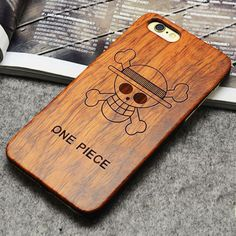 Handmade Carving One Piece Wood Case For Iphone 5/5S/6/6Plus