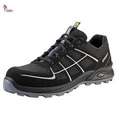 Dunlop Viking Welly, Chaussures Multisport Outdoor Mixte Adulte, Noir (Black), 41 EUGrisport