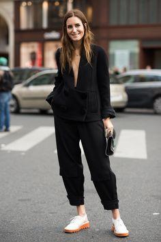 3ae97ca1c0d Gala Gonzalez How To Wear Winter Culottes