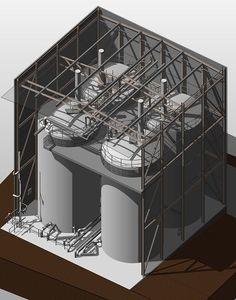 MEP BIM Modeling Project. View more MEP BIM projects at http://www.bimservicesindia.com/mep-bim-portfolio.php.