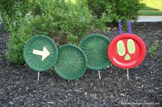 The Bean Sprout Notes: A Very Hungry Caterpillar 2nd Birthday Party