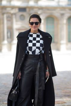 Diego Zuko is snapping the best street style at Paris Fashion Week. See all the best looks from the week here: