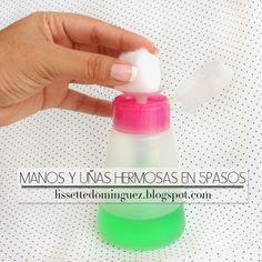 Styliss: MANOS Y UÑAS HERMOSAS EN 5PASOS