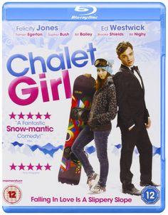 Chalet Girl [Blu-ray]: Amazon.co.uk: Felicity Jones, Ed Westwick, Tamsin Egerton, Sophia Bush, Bill Nighy, Phil Traill: DVD & Blu-ray