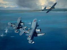 Incident Off Niihau by Jack Fellows