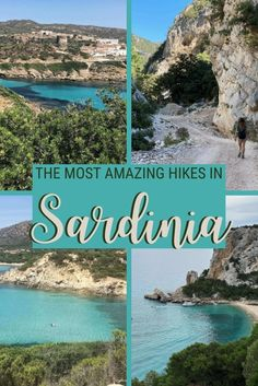 Sardinia is a great hiking destination. Read this post to discover where to go hiking in Sardinia, and get plenty of tips to enjoy the best Sardinia hikes | hikes in Sardinia | Sardinia | hiking trails in Sardinia | #sardinia #traveltips via @c_tavani
