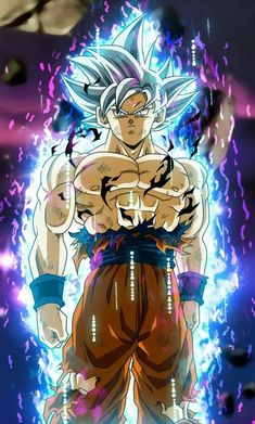 Goku Ultra Instinct - Mastered, Dragon Ball Super Anime quotes and memes and sexy anime artwork & drawings of manga and anime art that i find interesting and like to draw for myself as well. Dragon Ball Gt, Dragon Ball Image, Dragonball Super, Goku Super, Wallpaper Do Goku, News Wallpaper, Goku Ultra Instinct Wallpaper, Foto Do Goku, Super Anime