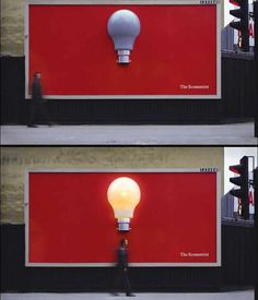 The Economist - UK   15 of the Most Creative Billboard Ads From Around the World