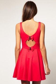 Suku 31772 Coqueto Y Elegante Vestido Escote Espalda