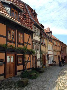 Quedlinburg - Fachwerk