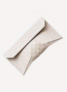 Nude Large Wood Clutch  | accessories & bags . Accessoires & Taschen . accessoires & sacs | Design: Wood Wood |