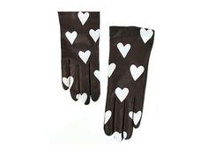 Módny DIY Tip: Srdiečkové rukavice
