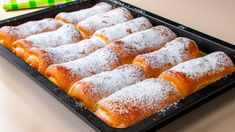 Fluffy Roll Recipe, Czech Desserts, Bread Recipes, Cooking Recipes, Czech Recipes, Sweets Cake, Polish Recipes, Rolls Recipe, Croissants