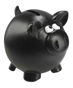 Blackboard Small Piggy Bank | Daily deals for moms, babies and kids