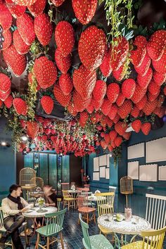 A Taste of Spain: 3 Barcelona Restaurants by El Equipo Creativo | Projects | Interior Design