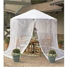 Umbrella Mosquito Net Drop This Net On Top Of Your 7 Or 9