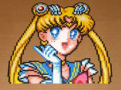 Sailor Moon Super S Portrait by ~zaghrenaut on deviantART