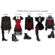 Kpop Fashion Outfits, Stage Outfits, Girl Outfits, Womens Fashion, Bts Inspired Outfits, Mnet Asian Music Awards, Shows, Team Uniforms, Fashion Design Sketches